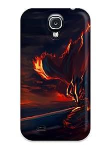 New Berserk Tpu Case Cover Anti Scratch Phone Case For Galaxy S4