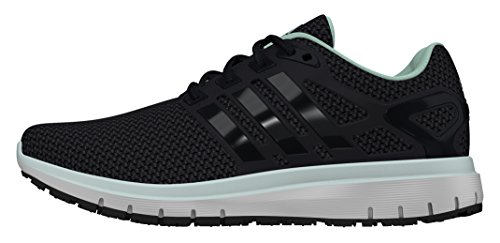 Adidas Running Shoes Energy Cloud Black / Black 40