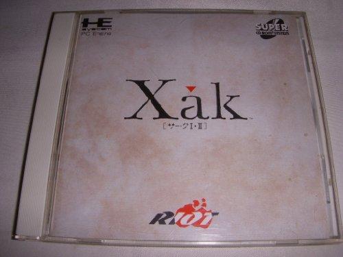xak-i-ii-japan-import