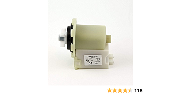 Details about  /W10730972 8540026 Whirlpool Washer Water Pump free shipping