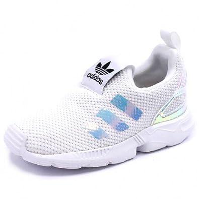 magasin en ligne 6f886 717b4 adidas Chaussures ZX Flux 360 I Blanc Bébé Fille: Amazon.fr ...