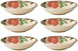 Franciscan Desert Rose, Set of 6 Small Fruit Dishes 5'' (SECOND QUALITY)
