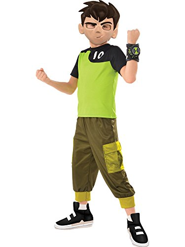 Rubie's Ben 10 Child's Ben Tennyson Costume, -