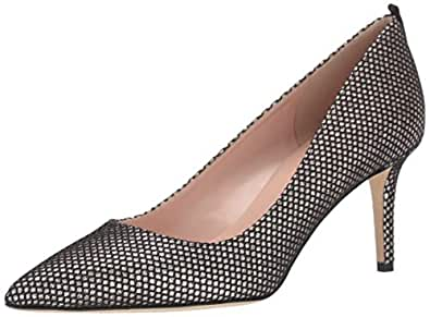 SJP by Sarah Jessica Parker Women's Fawn 70 Pointed Toe Dress Pump Tulle 35 M EU (4.5 US)