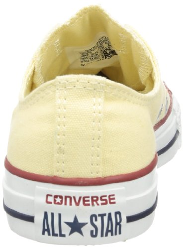 Converse All Star Ox Women Ronde Neus Canvas Ivoor Sneakers