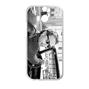 Happy James Franco Cell Phone Case for HTC One M8