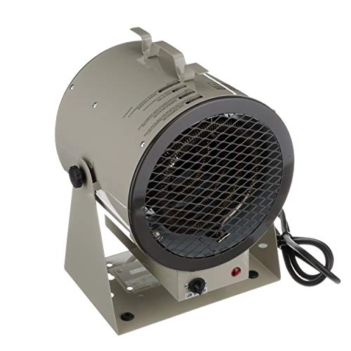 TPI Corporation HF686TC Fan Forced Portable Heater - Corrosion Resistant, Easy Installation, 5600/4200W. Space Heating Equipment