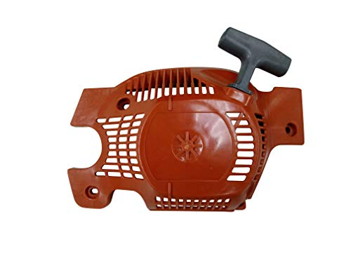 EngineRun Recoil Rewind Start Starter Cover Assembly for Husqvarna 137 142 Chainsaws OEM 530071966 Ships from The USA 530 07 19-66
