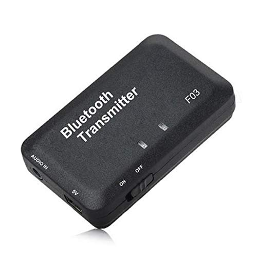TS-BT35F03 3.5mm 2.4GHz Bluetooth 4.0 Audio Transmitter A2DP Stereo Dongle Adapter for TV/Subwoofer - Car Audio & Monitor FM Transmitters & Players - 1 X Bluetooth Transmitter ()