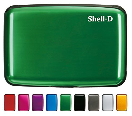 Shell D RFID Blocking Credit Protector