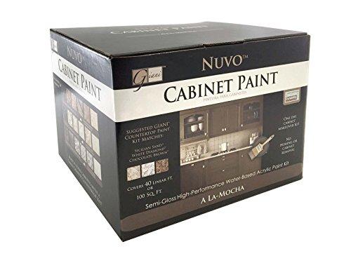Nuvo A la Mocha 1 Day Cabinet Makeover Kit