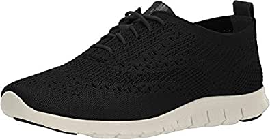 Cole Haan Women's Stitchlite Oxford, Black, 5 B US