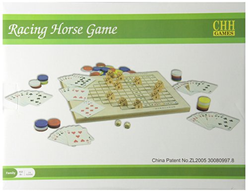 playing card horse racing game - 1