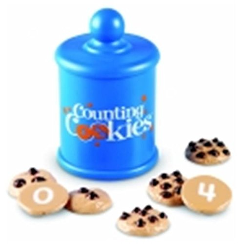 Learning Resources Smart Snacks Counting Cookie Set ^G#fbhre-h4 8rdsf-tg1342216