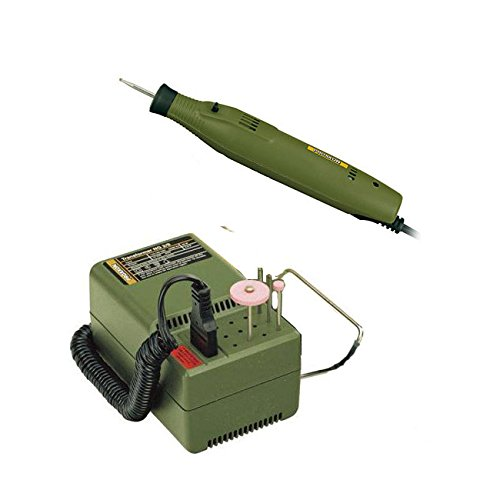 Proxxon 28592 GG 12 12V/18V 20,000 RPM Electric Engraver, NG 2/S AC Adapter -  28592, 38706