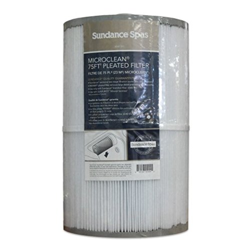 Micro Jet Series - Sundance 6540-501 Microclean Filter Cartridge 75sq ft