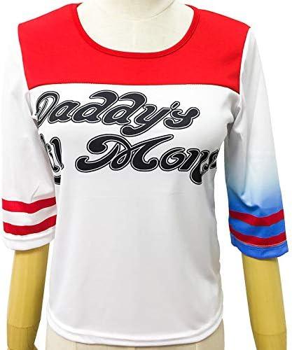 Lim Disfraz Harley Quinn Adulto Deluxe - Escuadrón Suicida XS,XXL ...