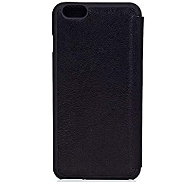 official photos af2f1 d0d1f Knomo Leather Folio Case for iPhone 6 Plus - Black