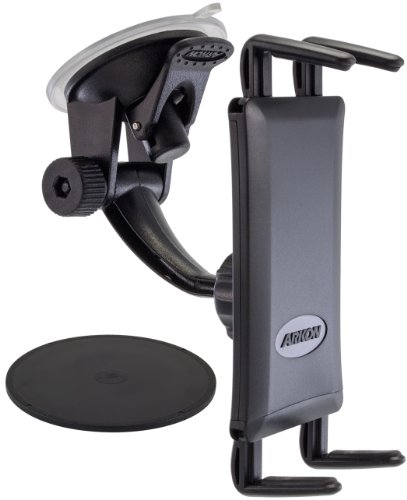 (Arkon Windshield and Dash Suction Car Mount Holder for Samsung Galaxy S6 S5 S4 Note 5 4 3 Galaxy Note 8.0 and Galaxy Tab 4)