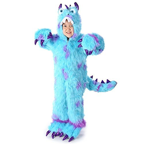 Princess Paradise Sullivan The Monster Child's Costume, -