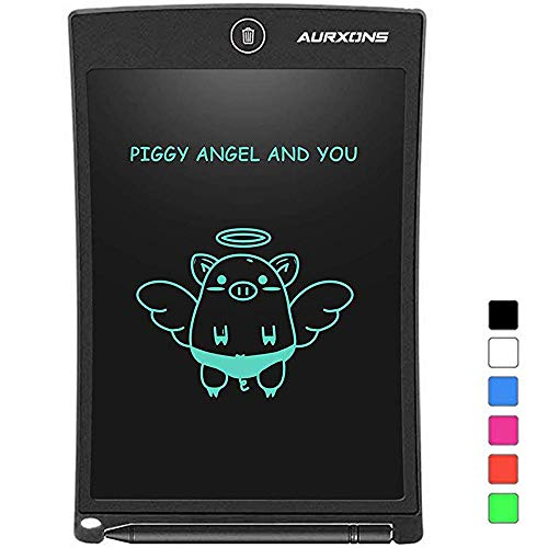AURXONS LCD Writing Tablet Electronic Writing Drawing Doodle Board Erasable