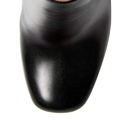 Modello Modello Modello Unita Zipper Tinta A Classico Classico Classico Classico 34 Sera Da Platform Spillo Donna Tinta Tutto Da 34 Scarpe Scarpe Shiney qEzU4pxx