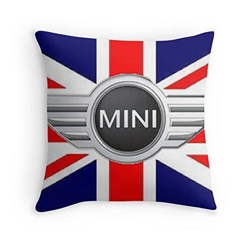 Beetleink Mini Cojín Cuadrado Extra Grande con Diseño de ...
