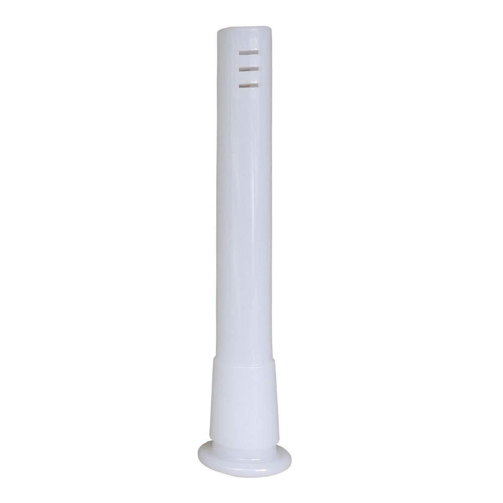 Acrylic Plexiglass Tube Adapter 18mm to 14mm Adapter 3.5inch 6 Pcs