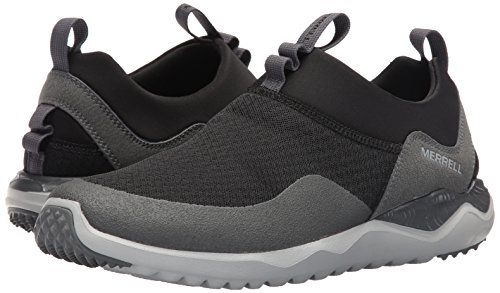 Trainers Light Black Breathable Mesh Merrell Mens Athletic 1six8 Moccasin q0wt1p