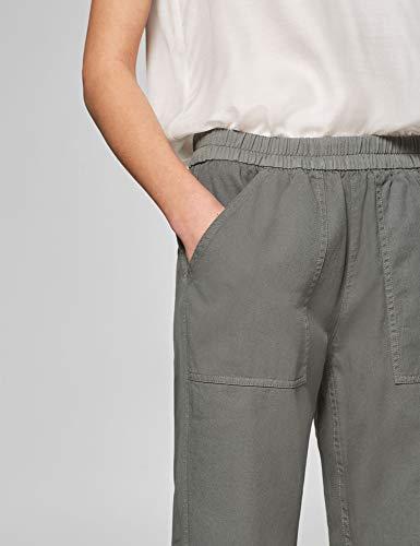 360 Esprit Verde Donna Pantaloni olive qRRT4Ipwx