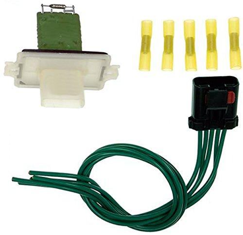 03 durango blower motor resistor - 4
