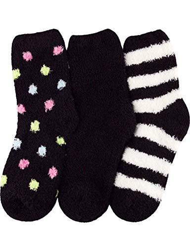 rofiber Fuzzy Socks 3 Pairs (MIX16) ()