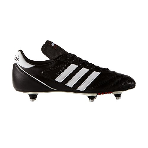 adidas Kaiser 5 Cup SG Soft Ground Mens Soccer Boot Black/White - US 11