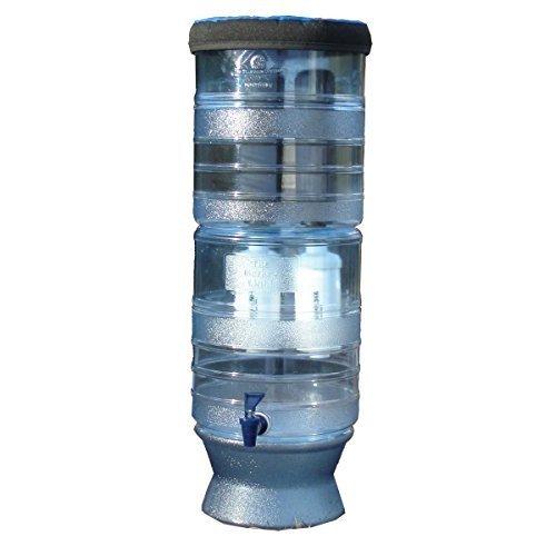 Berkey Light - 2.75 Gal Berkey Water Filter w/ 2 Black Berkey Elements