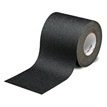 """Safe Way Traction 6"""" wide x 10 Foot Roll of 3M 610 Series Safety-Walk Anti Slip Tape Non Skid Abrasive Grit Safety"""