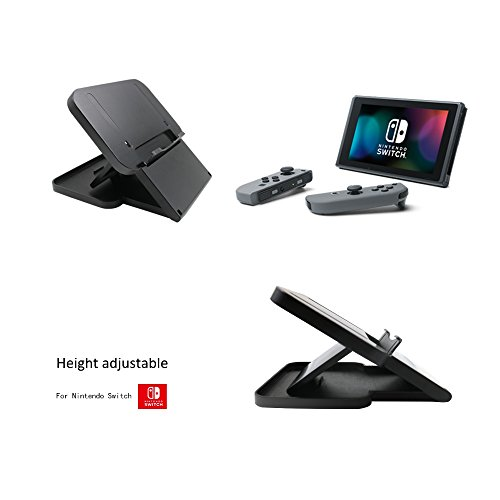 Vinpie Nintendo Switch Stand, Compact Portable Bracket Playstand Holder for Nintendo Switch