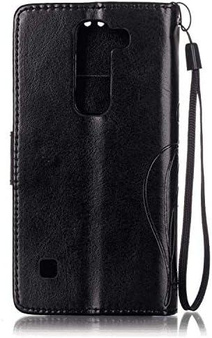 Samsung Galaxy S8 Plus プラス レザー ケース, 手帳型 サムスン ギャラクシー S8 Plus プラス 本革 財布 カバー収納 携帯ケース 防指紋 ビジネス 無料付スマホ防水ポーチIPX8
