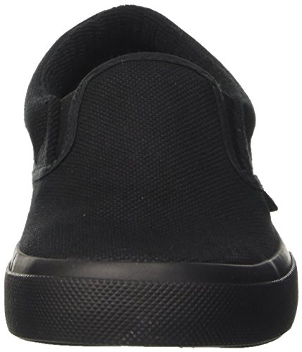 Superga 2311 Cotu, Mocasines Unisex Adulto Schwarz (total black)