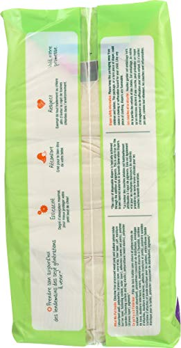 Seventh Generation Overnight Diapers - Size 5-20 ct