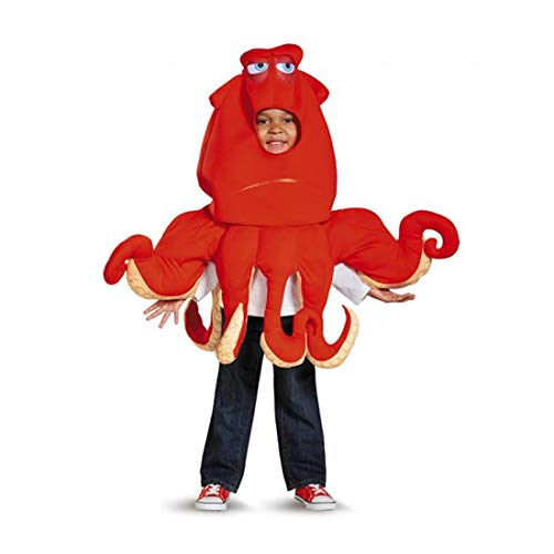 Hank The Septopus Deluxe Toddler Finding Dory Disney/Pixar Costume, Medium/3T-4T ()