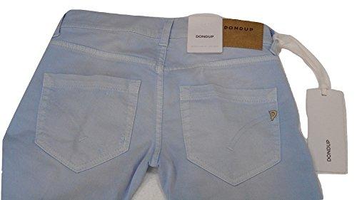 Jeans bs009d Donna Dondup r24 Celeste V C p282 Dia Mod R4wqqUBf