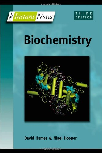 Biochemistry (BIOS Instant Notes)