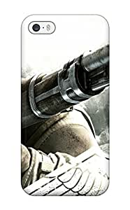 New Sniper Elite Tpu Case Cover, Anti-scratch CaseyKBrown Phone Case For Iphone 5/5s wangjiang maoyi