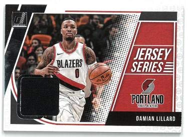 the latest bd3a2 3ea10 Amazon.com: Damian Lillard Portland Trail Blazers 2018-19 ...