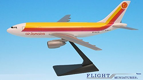 Air Jamaica (69-95) A300B2/B4 Airplane Miniature Model Plastic Snap-Fit 1:200 Part# AAB-30000H-001 (Model Airplane Parts compare prices)