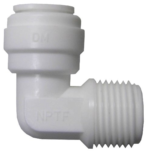 WATTS Fit Tube Elbow-90 Deg, 3/8