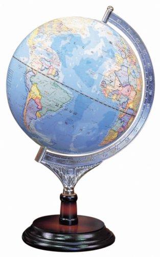 Globe (wooden pedestal) (japan import)