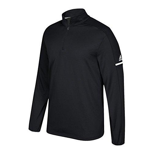 Adidas Spil Bygget Langærmet Kvartal Sort-hvid oZ8cWE