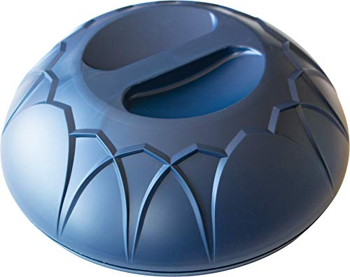(Dinex DX540050 Fenwick Collection Insulated Plate Dome Cover, 2.88