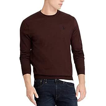 Polo Ralph Lauren Jersey de algodón C-Neck: Amazon.es: Ropa y ...